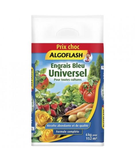 ALGOFLASH Engrais Bleu Universel - 6kg - Prix choc