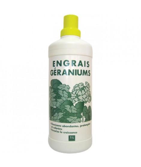 NONA Engrais liquide pour géraniums - 1 L