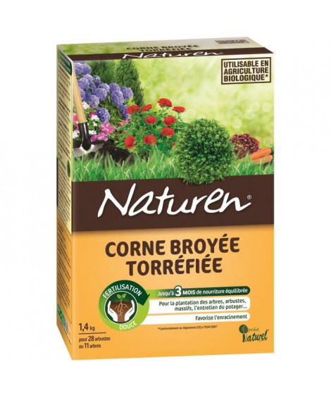 NATUREN engrais corne - 1.4 kg