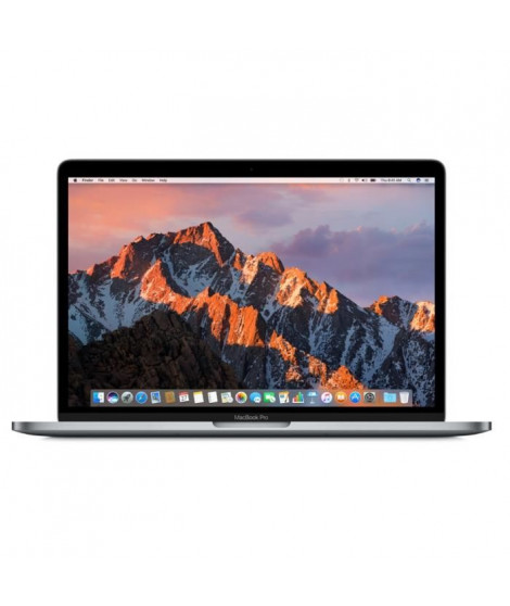 "APPLE MacBook Pro MPXT2FN/A - 13"" - Intel Dual Core i5 2.3GHz - Stockage 256Go - Gris sidéral"