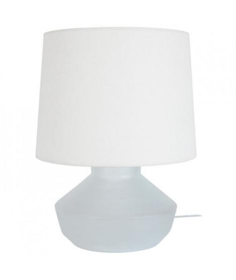 Lampe 4 faces Espoo 52 cm 20 W équivalent a 75 W blanc