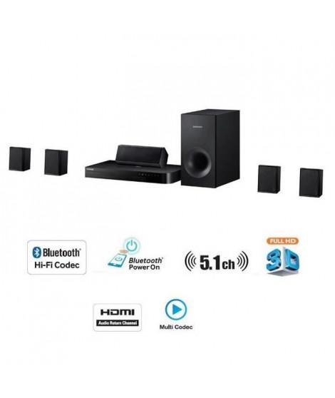 SAMSUNG HT-H4500 Home-cinéma 5.1 500W Blu-ray 3D Bluetooth