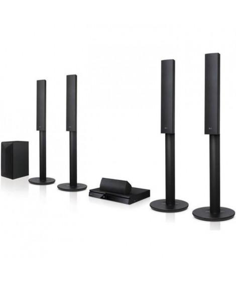 LG LHB655 Home Cinéma 5.1 Blu-ray 3D Smart TV DLNA