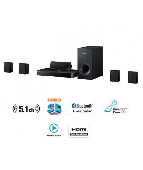 SAMSUNG HT-J4500 Home-cinéma 5.1 500W Blu-ray 3D