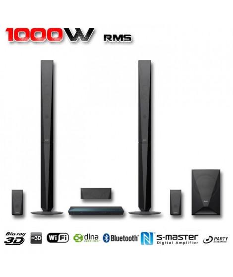 SONY BDV-E4100 Home Cinéma 5.1 Blu Ray 3D 1000W