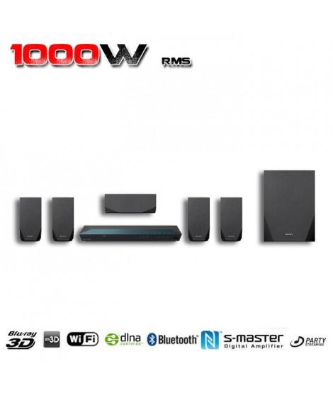 SONY BDV-E2100 Home Cinéma 5.1 Blu-Ray 3D