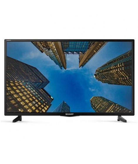"SHARP LC32HG3342E TV LED HD 81 cm (32"") - Son Harmann Kardon - 3 x HDMI - Classe énergétique A+"