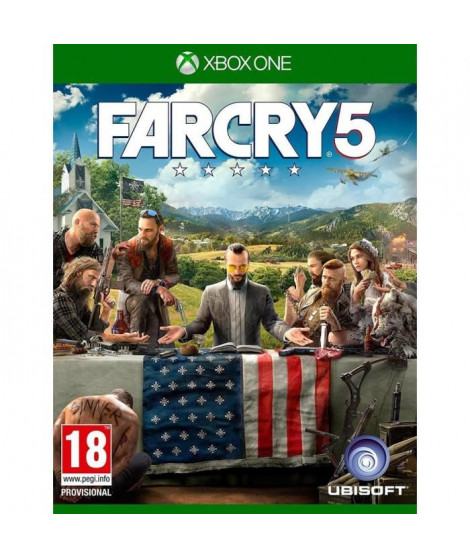Far Cry 5 Jeu Xbox One