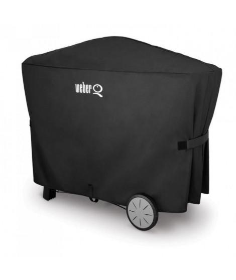 WEBER Housse premium Weber - Pour séries Q 2000 avec chariot et Q 3000