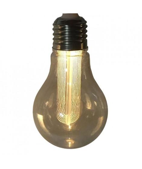 MUNDUS Guirlande Solaire Edison - 8 LED - L 360 cm