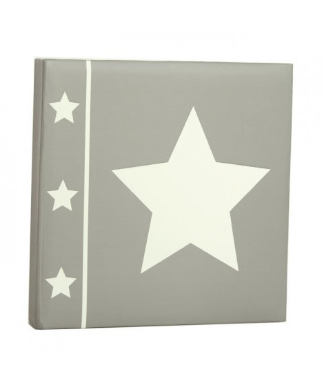 "HAMA 00002337 - Album photo ""Skies"" - 200 photos 10x15 cm - Gris"