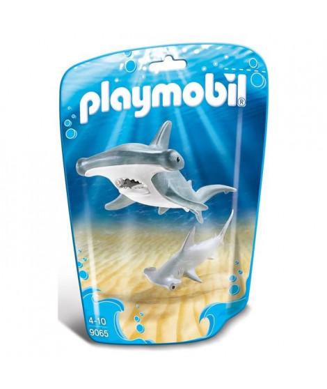 PLAYMOBIL 9065 Family Fun - Requin-marteau et son petit