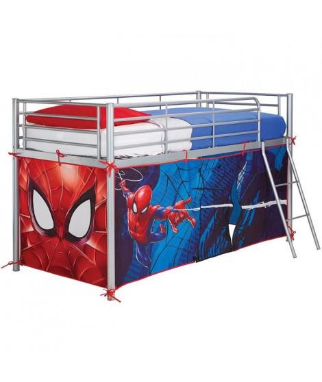 SPIDERMAN Tente Pour Lit Surélevé
