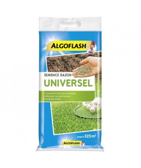 ALGOFLASH Semences gazon universel - 5 Kg