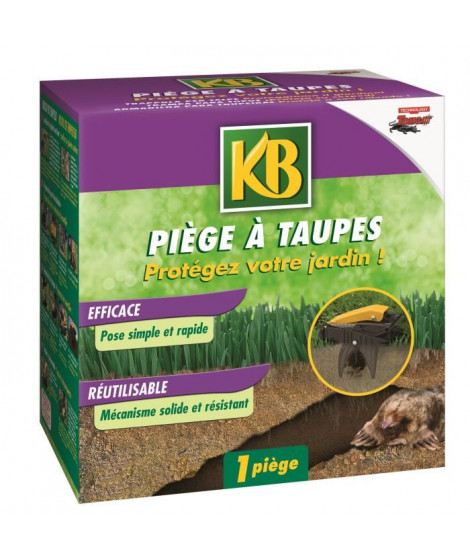 KB 1 piege a taupes