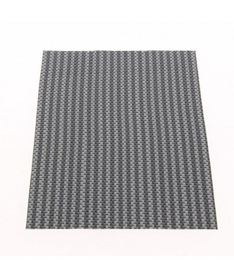 MIDLAND Tapis de sol PVC - 250 x 600 cm - Bleu
