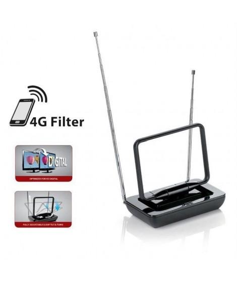 ONE FOR ALL SV9015 Antenne intérieure analogique et numérique