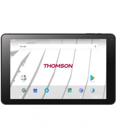 "THOMSON Tablette tactile TEO10 - TEO104G-MT2BK16 - 10,1"" - 2Go de RAM - Android 7.1 - MEDIATEK MTK8735 - Stockage 16Go - 4G/WiFi"