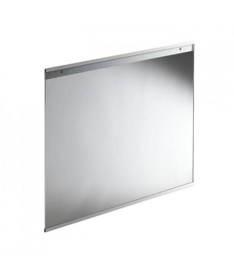 Fond de hotte en verre de 5mm d'épaisseur -Transparent - 60x70cm