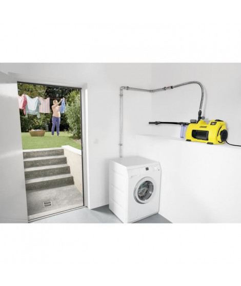 KARCHER Pompe automatique ou manuel BP4 Home & Garden - 2 en 1