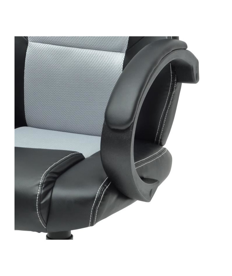 Bureau Baquet Drift Noir Fauteuil De Design Simili Tissu Et Gaming vNn0wOm8