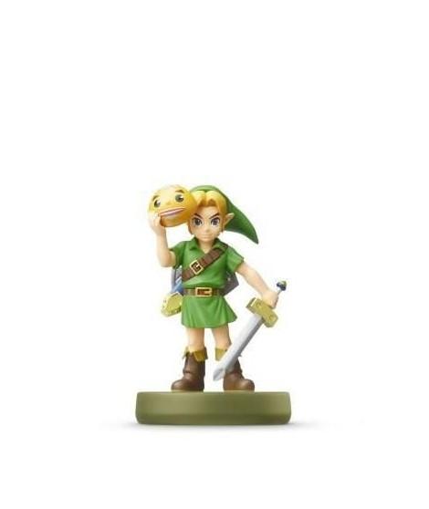 Figurine Amiibo Link Majora's Mask - The Legend Of Zelda Collection Zelda
