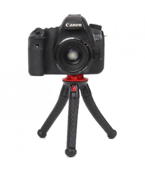 FOTOPRO UFO MINI Trepied de table flexible avec kit d'accessoires pour smartphone et action cam