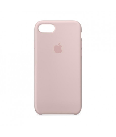 iPhone 8/7 Silicone Case - Pink Sand
