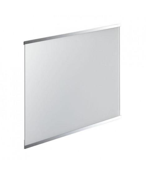 Fond de hotte en verre de 5mm d'épaisseur - Blanc - 60x70cm