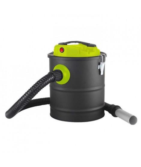 QLIMA Aspirateur a cendre ASZ1010 - 600 W - 12 L