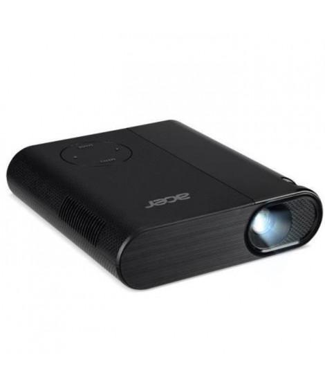 ACER C200 Vidéoprojecteur LED, WVGA, 200Lm, 1.000/1, 0.35Kg, EURO