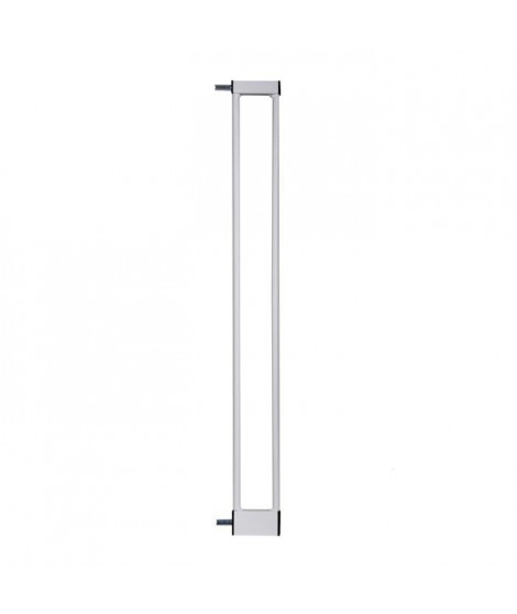 NIDALYS Extension 8 cm pour Barriere Cléo Blanche