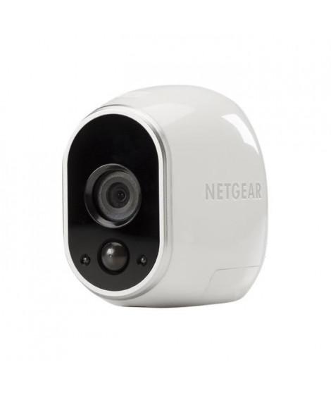 Arlo - Systeme de sécurité sans fils a vision nocturne - 4caméras HD intérieur/extérieur + station d'accueil intelligente (V…