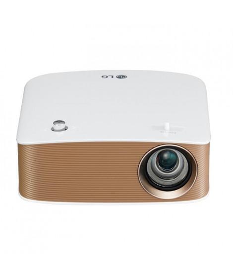 LG PH150G Vidéoprojecteur LED HD Batterie intégrée