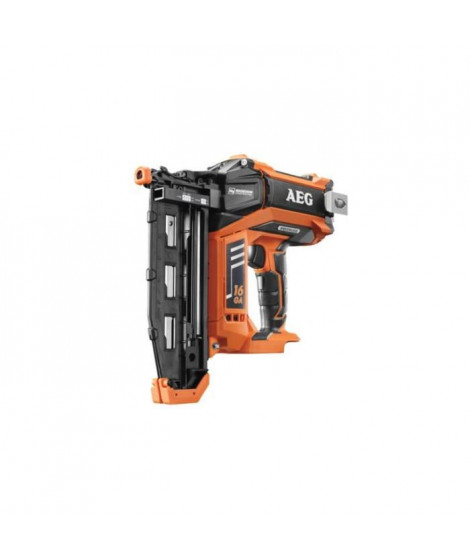 AEG Cloueur Brushless VAC Drive 16 Ga B16N18-0 - 18 V