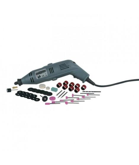MANNESMANN Outil compact + 50 accessoires