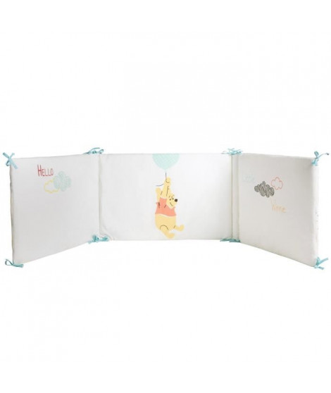 WINNIE HELLO FUNSHINE Tour de lit adaptable - 40x180 cm - Disney Baby