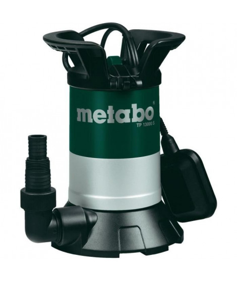 METABO Pompe immergée TP 13000 S - 550 W