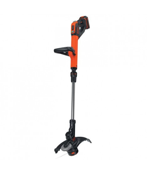 BLACK & DECKER Coupe-bordures sans fil STC1820EPC Lithium 18 V