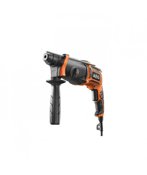 AEG Perforateur-burineur KH24IE - 800 W - 2,4 J - Coupe : 24 mm