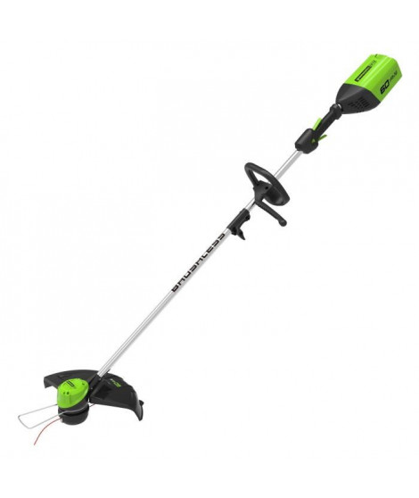 GREENWORKS TOOLS Coupe-bordure - 60 V - Poignée ronde