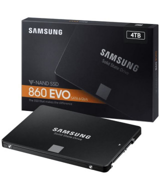 SAMSUNG SSD interne 860 EVO - 4To
