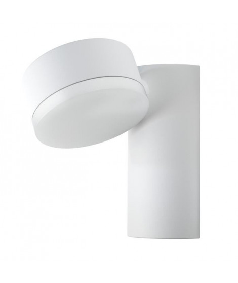 OSRAM Spot applique extérieure Endura Style - 8 W - Rond - Blanc chaud