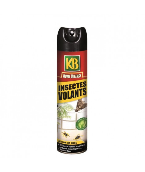 KB Insectes volants aérosol - 400 ml