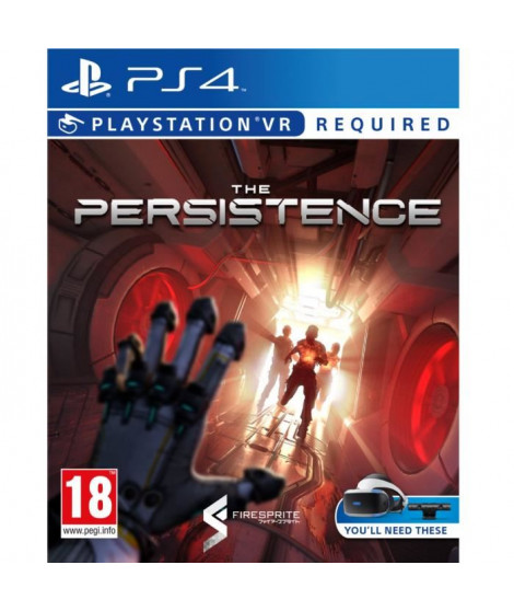 The Persistence Jeu VR