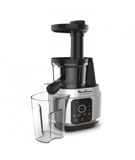 MOULINEX ZU420E10 Extracteur de jus Juice & Clean