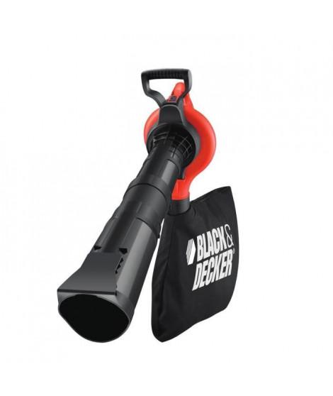 BLACK&DECKER Aspirateur souffleur broyeur électrique -  2800 W