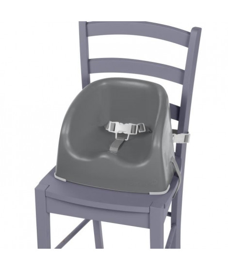 SAFETY 1ST REHAUSSEUR DE CHAISE TRAVEL BOOSTER WARM GREY