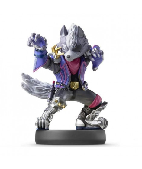 Amiibo Collection Super Smash Bros - Wolf