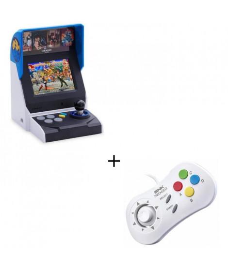 Console Neo Geo Mini + Manette Blanc